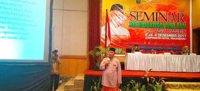 Melayu Harus Kuasai Media Massa