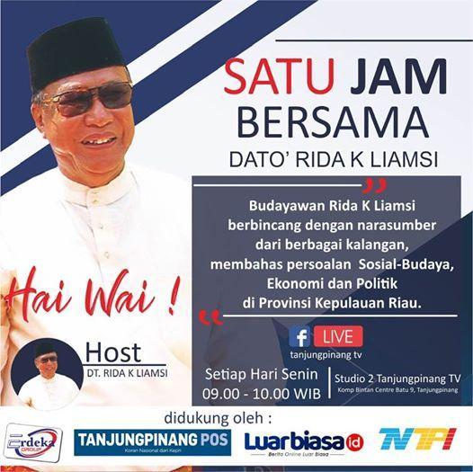 Ikrar Pendirian Perkumpulan Penulis Kepulauan Riau (PPKR)