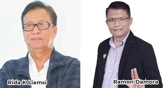 Dua Tokoh Pers Raih Anugerah, Ramon Moderator Nasional