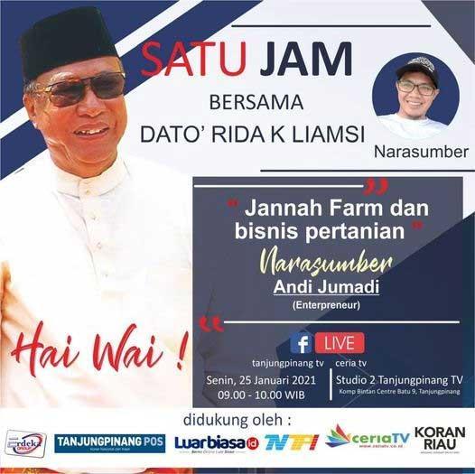 Hai Wai Bersama Andi Jumadi