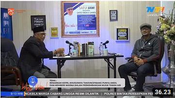 Satu Jam Bersama Dato Rida K Liamsi Dengan Teguh Diswanto Full