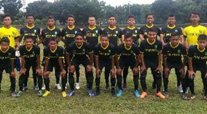 RP Erdeka FC Menang, Nabil FC dan PPLP Juara Bersama