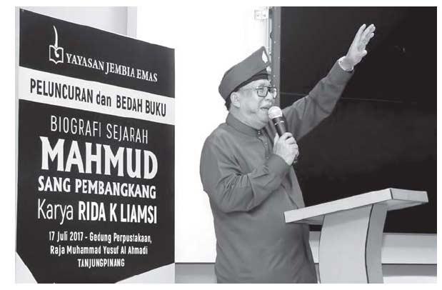 Mahmud (bukan) Sang Pembangkang