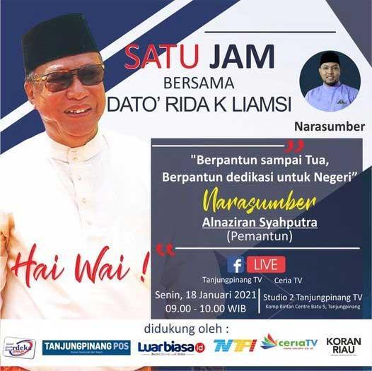 Hai Wai Bersama Alnaziran Syahputra