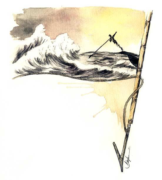 Semangat Maritim dalam Puisi Karya Rida K Liamsi