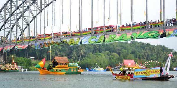 Festival Sungai Carang 2017 Hadirkan Jejak Sejarah Melayu di Crossborder
