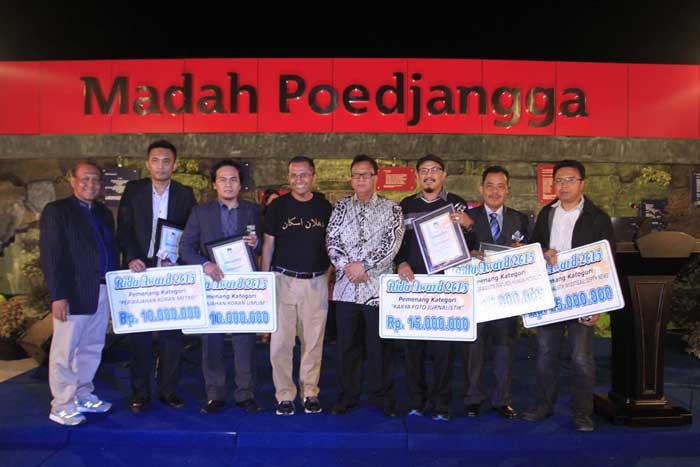 Rida K Liamsi Inginkan Riau Pos Group Terus Maju dan Berkembang