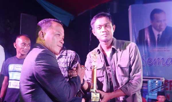 Wartawan RPG Juara Karya Tulis
