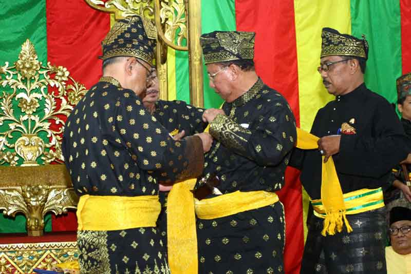Rida Majukan Kebudayaan Sesuai Visi Riau 2020