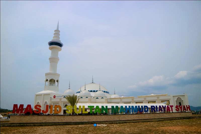 Mesjid Agung Mahmud  Riayatsyah di Batam, Sebuah Kebijakan Bersejarah