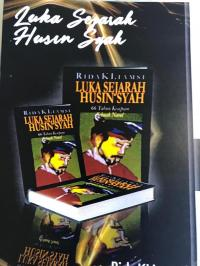 Ulang Tahun dan Menerbitkan Buku Luka Sejarah Husin Syah