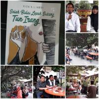 Dua Sastrawan Riau Bedah Novel  'Selak Bidai' Karya Rida K. Liamsi
